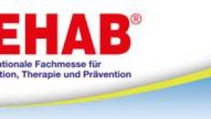 Logo der Messe REHAB April 2015
