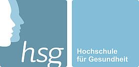 Logo hsg Hochschule für Gesundheit
