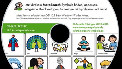 Metacom 8 Symbolsamlung