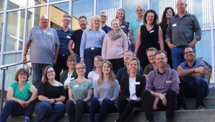 Teilnehmer ARKOM 2018 Nottwil, Schweiz