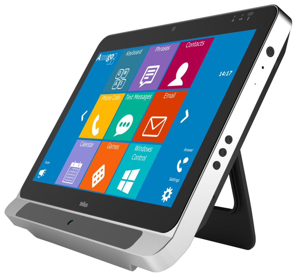 Tellus i5 mit Kommunikationsoberfläche amego