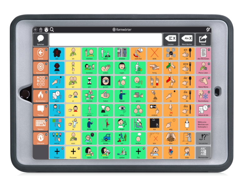 Voicepad SC mit Snap Core First